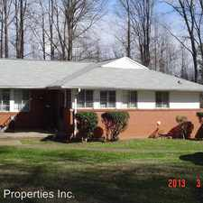 Rental info for 3118 Minnesota Road in the Enderly Park area