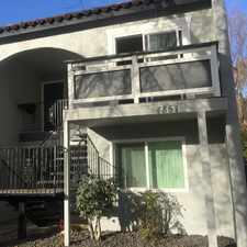 Rental info for 4851 Cowell Blvd