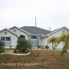 Rental info for 1824 NW 24th Ter