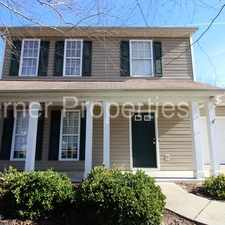 Rental info for Charming 3 Bedroom with big yard in Lexington