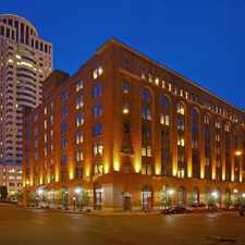 Rental info for Cupples Apartments in the St. Louis area
