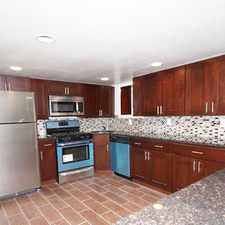 Rental info for Beautiful 2 bedroom apt features gorgeous kitchen in the Hoboken area
