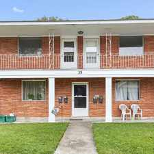 Rental info for 35 Metairie Court #C