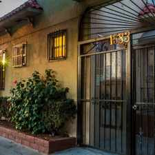 Rental info for 1583 W. 29th Street in the Los Angeles area