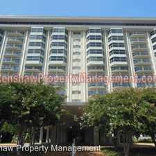 Rental info for 655 Riverside Dr. #304B