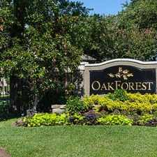 Rental info for Oak Forest in the Lewisville area