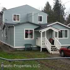 Rental info for 8602 44th Ave S