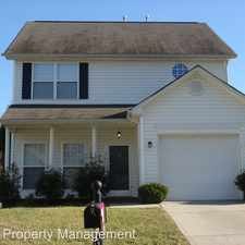 Rental info for 6718 Brachnell View Drive
