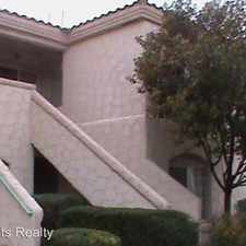 Rental info for 6900 Indian Chief Dr #202