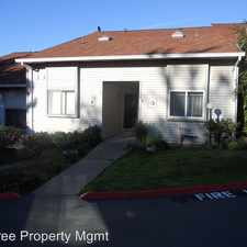 Rental info for 4670 SW Comus Pl in the West Portland Park area