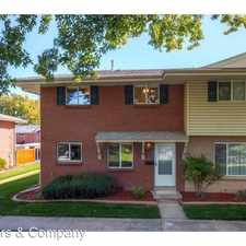 Rental info for 3942 South Yosemite Street in the Aurora area