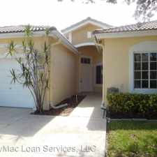 Rental info for 1215 SW 48th Ter in the 33442 area