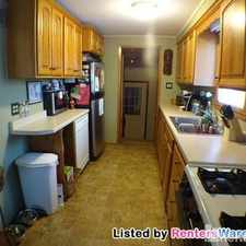 Rental info for Great home with HUGE heated garage