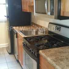Rental info for Cozy 1 Bd / 1 Ba, W/D in Unit, NEW Carpet, FRESH Paint, Renovated Kitchen - A MUST SEE - 1st Month's Rent FREE! in the Fort Dupont area