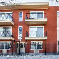Rental info for 4950 S King Drive in the Hyde Park area