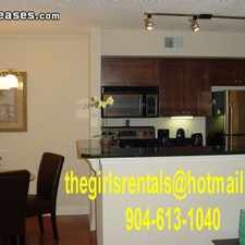 Rental info for One Bedroom In Duval (Jacksonville) in the Fairways Forest area