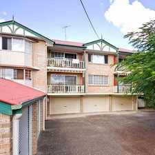 Rental info for LOVELY UNIT IN CONVENIENT LOCATION! in the Coorparoo area