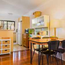 Rental info for Quiet Ground Floor Apartment In The Heart Of Greenslopes