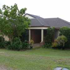 Rental info for Great Family Home in Upper Coomera in the Upper Coomera area