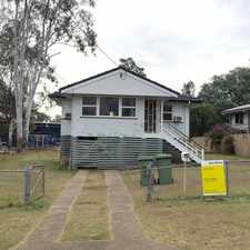 Rental info for Three Bedroom Home Around The Corner From Schools! in the Brisbane area