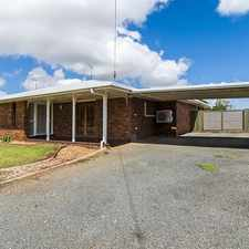 Rental info for MAGNIFICENT 3 BEDROOM/ 2 BATHROOM HOME in the Toowoomba area