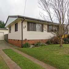 Rental info for 1 WEEK RENT FREE in the Toowoomba area