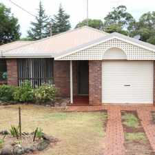 Rental info for Convenient and Affordable in the Toowoomba area
