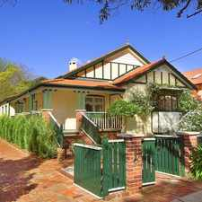 Rental info for Renovation in process watch this space! in the Sydney area