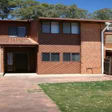 Rental info for Two bedroom townhouse in convenient location. in the Clovelly Park area