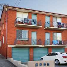Rental info for Top floor unit in the ever popular Colin Street in the Greenacre area