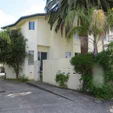 Rental info for SUPERBLY PRESENTED TOWNHOUSE IN TOP LOCATION