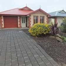 Rental info for Cottage Style Family Home in the Adelaide area