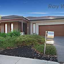 Rental info for Stunning Family Home in the Melbourne area