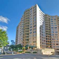 Rental info for SPACIOUS TWO BEDROOM APARTMENT CLOSE TO FISH MARKET in the Pyrmont area