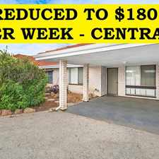 Rental info for CENTRAL LOCATION in the Beresford area