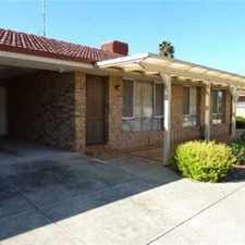 Rental info for OPEN TO OFFERS! in the Armadale area