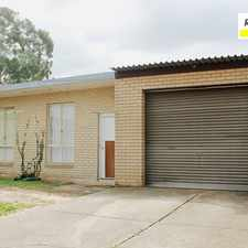Rental info for SELF CONTAINED GRANNY FLAT! in the Green Valley area