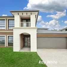 Rental info for Centralised Location! One Year New 5 Bedroom Gorgeous House! in the Brisbane area