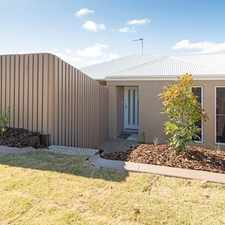 Rental info for STUNNING NEAR NEW 2 BEDROOM UNIT IN SMALL COMPLEX in the Toowoomba area