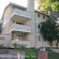 Rental info for 1000 E. California Blvd. #106
