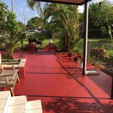 Rental info for 2870 Southwest 26th Street in the Northeast Coconut Grove area