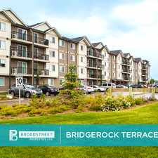 Rental info for Bridgerock Terrace