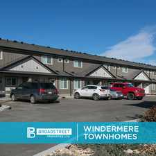 Rental info for Windermere Townhomes
