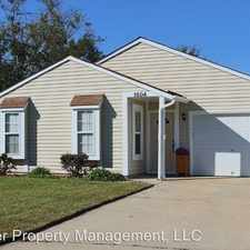 Rental info for 1604 Big Springs Pl in the Virginia Beach area