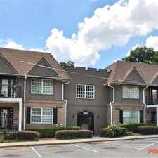 Rental info for Villas at Druid Hills