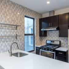Rental info for 17-17 Madison Street #1B in the New York area