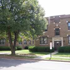 Rental info for 7344 Ethel Ave in the St. Louis area