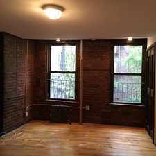 Rental info for 321 East 10th Street #4D in the New York area