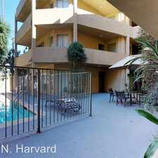 Rental info for 1815 N. Harvard Blvd. APT 305 in the Los Angeles area