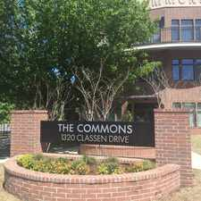 Rental info for Commons on Classen in the Oklahoma City area
